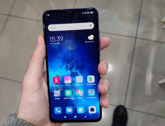 Xiaomi Mi 9 Lite Ekran Değişimi